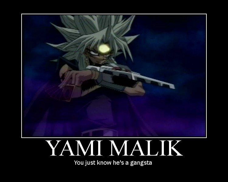 Yami Malik Poster by CrazyBatLady