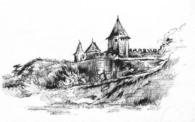 Fortress in Bendery
