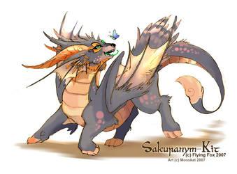 Sakuranym-Kit for FLyingfox by mosskat