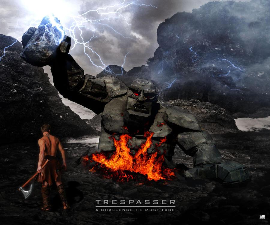 Trespasser by Stelthman
