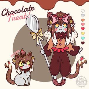 [OPEN] WARPA RAFFLE - Chocolate Treat!