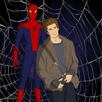 The Amazing Spiderman by Ajax201