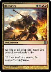 [WW2] Blitzkrieg by SizarieldoR