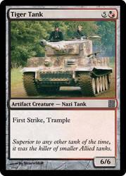 [WW2] Tiger Tank by SizarieldoR