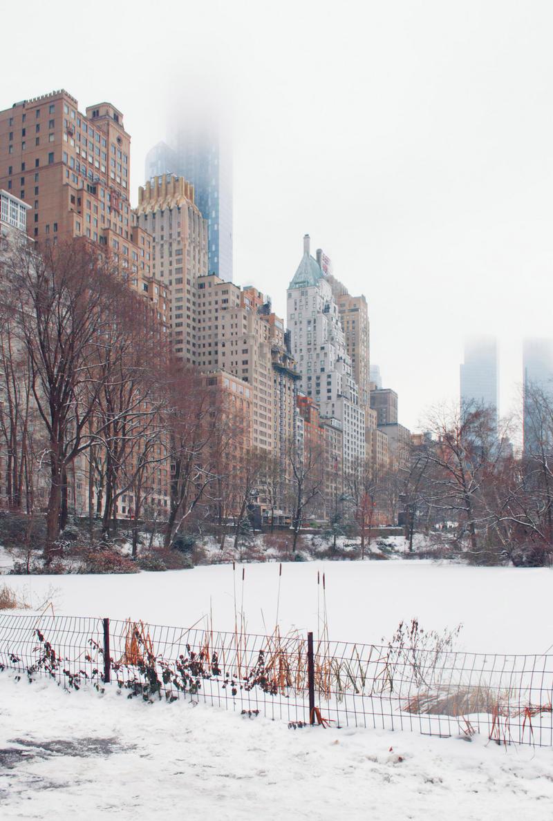 Manhattan by Adrianna-Grezak
