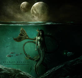 Siren Queen by Carlos-Quevedo