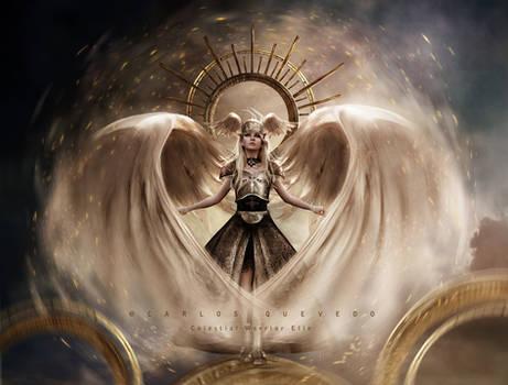 Celestial Warrior Elle