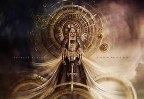 Celestial Warrior Uriel by Carlos-Quevedo