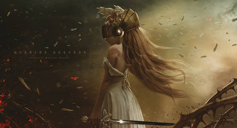 Celestial Warrior Aurora