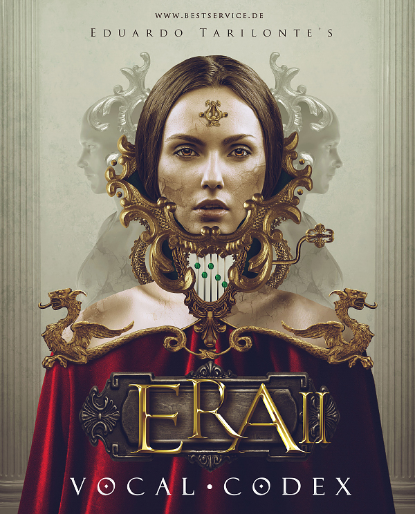 ERA II VOCAL CODEX by Carlos-Quevedo
