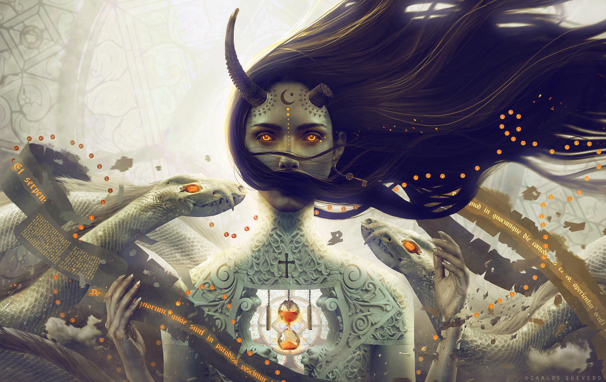 Eve by Carlos-Quevedo