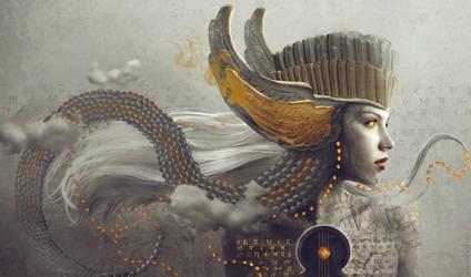 Persepolis by Carlos-Quevedo