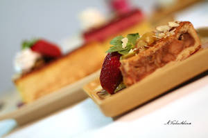 food 2 by laprovocation