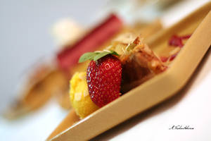 food 3 by laprovocation