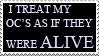 My OC's -stamp-