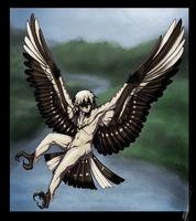 The Harpy Boy by shorty-antics-27
