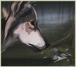 The Werewolf Meets the Vampire