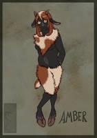 Faun Girl - Amber by shorty-antics-27