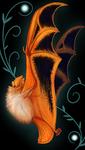 Bat Business Card by shortybat