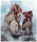 Dragon Twins - Fanart