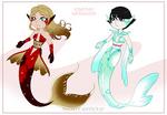 Kimono Mermaid Adopts