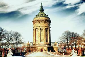 The landmark by Mecenetic