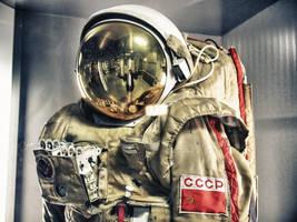 Soviet space suit