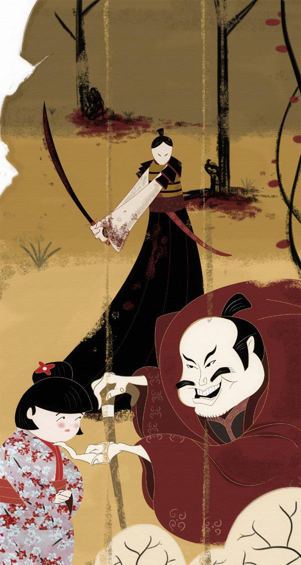 Samurai Savior by 2DCale