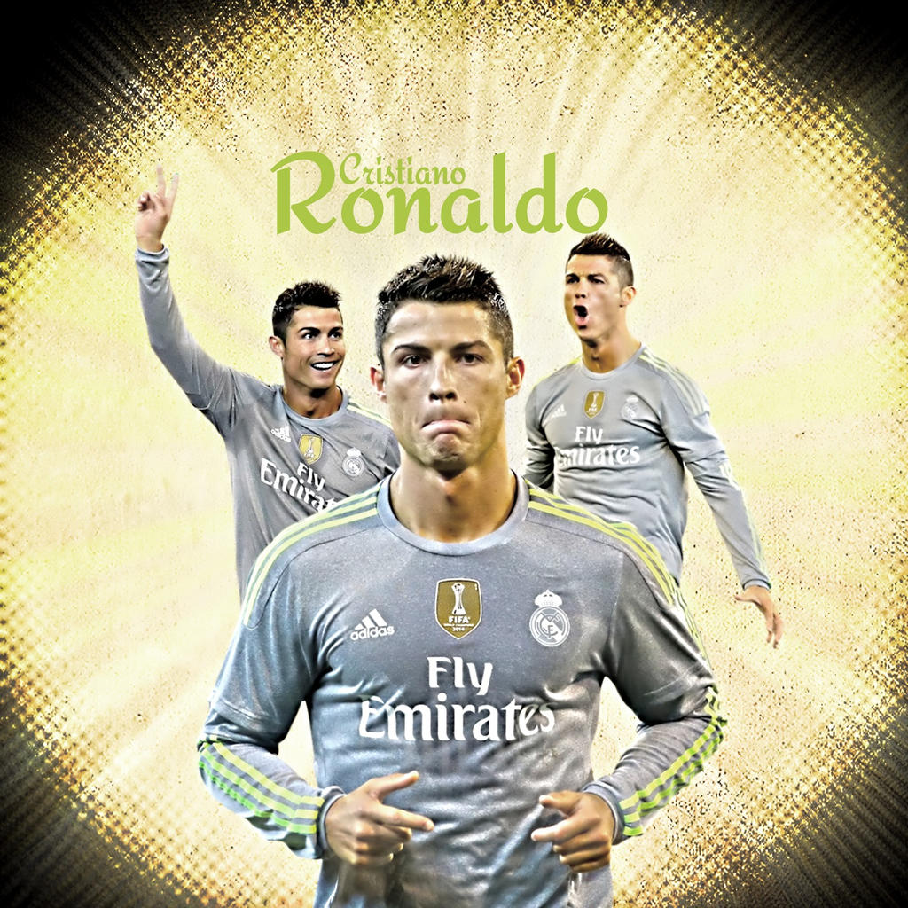 CR7 2015 2016 Real Madrid By Hossein10leo10