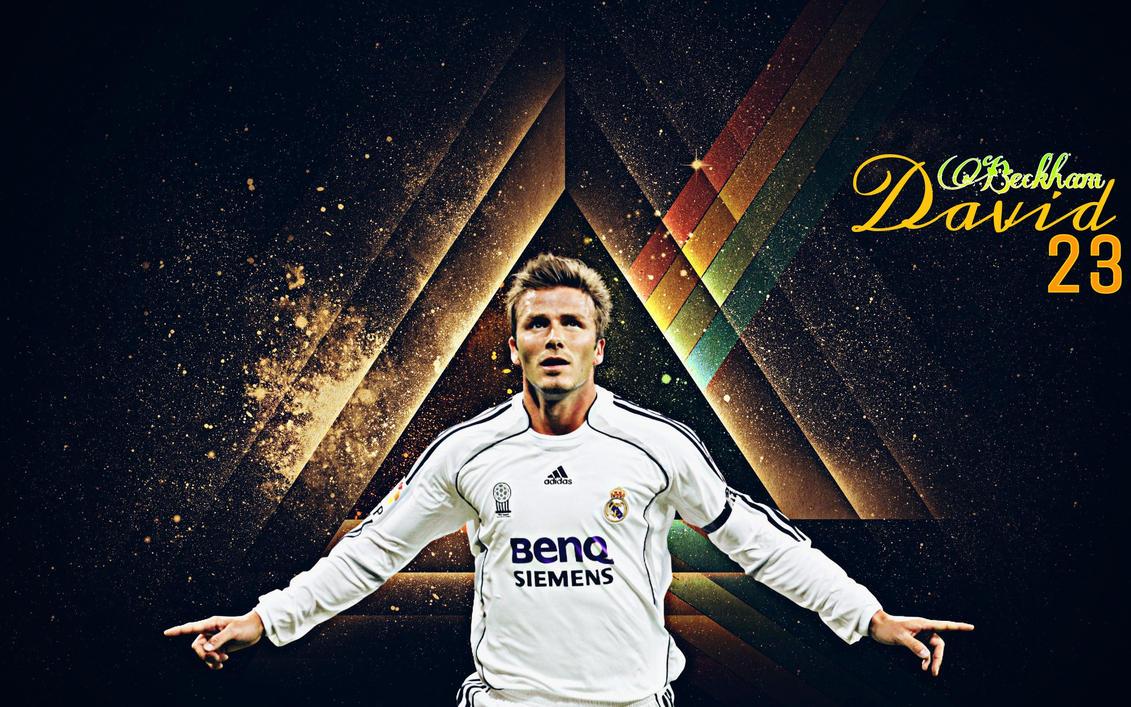 Happy Birthday David Beckham by hossein10leo10