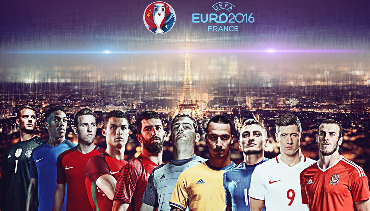Euro2016 Tonight Will Start.... by hossein10leo10