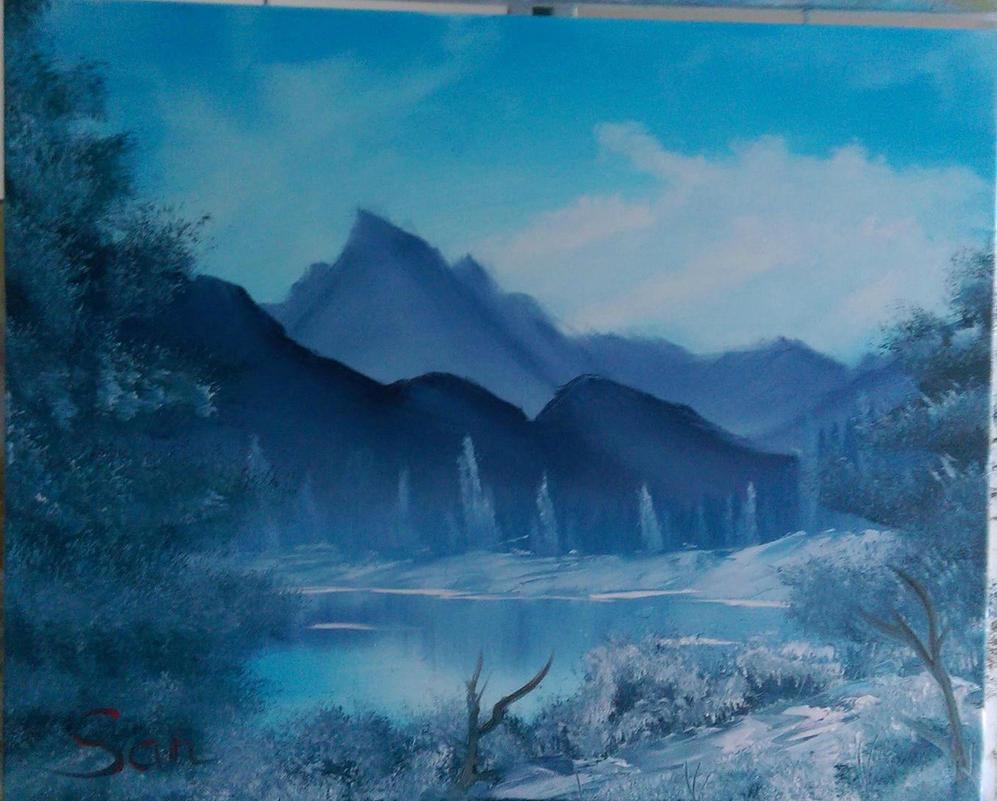 Wintertime Blues by DarkIllusionsX