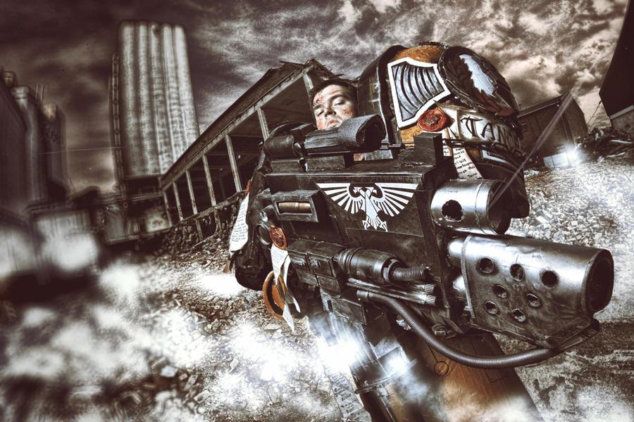 2012 Warhammer 40k *Cosplay Montage* by BrknRib