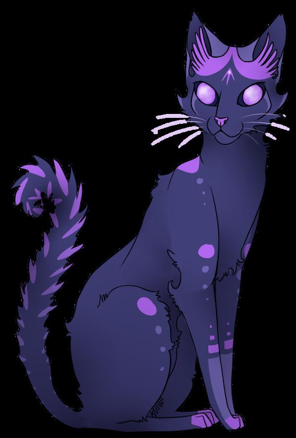SOLD Adoptable Dark Fern Cat By Kuiwi On DeviantArt