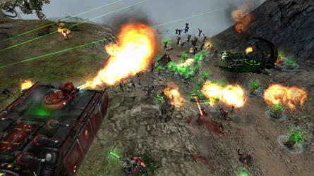Dawn of War - Approaching Terror
