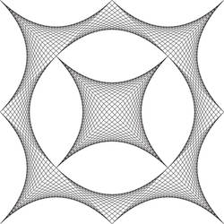 geometric pattern no3 by 3otiko
