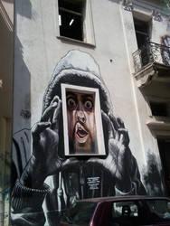 mural by 3otiko