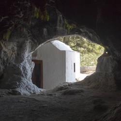 Pythagora's cave by 3otiko