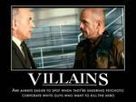 District 9 Villainy