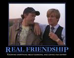 How To Spot a True Friend