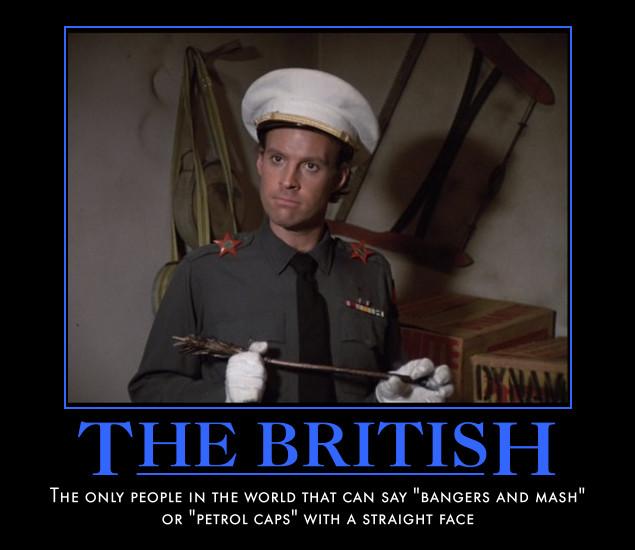Anglophilia 101