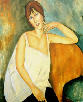 Generosity, portrait of Isabel