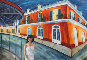 Alone in New Orleans