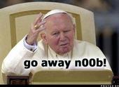 go away n00b by Eeveeisgerman