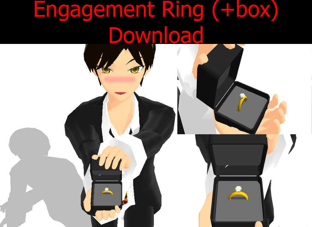 Engagement Ring DOWNLOAD by RiSama