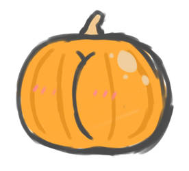 Pumpkin by DeflatedPickle