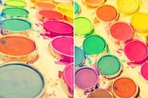 Reve ta vie en couleurs. by do0dz