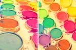 Reve ta vie en couleurs.