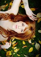 Autumn portrait by do0dz