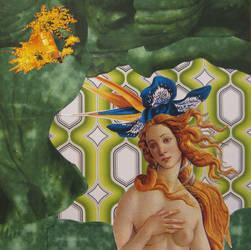 The wakening of Venus by ArianeJurquet